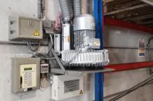 Reynaers aluminium blower