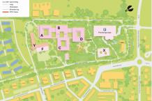 Tergooi nieuwbouw plattegrond
